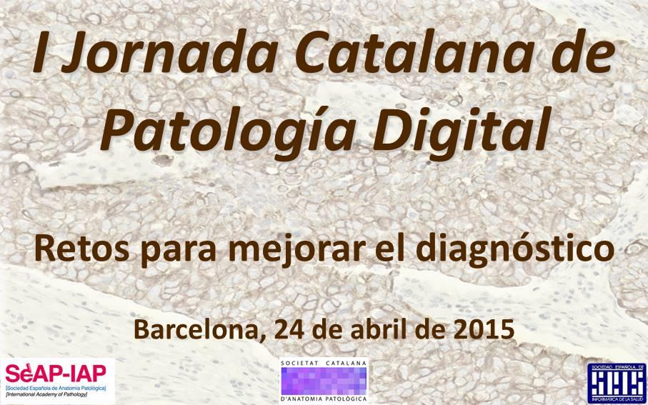 IJornada Catalana de Patología Digital