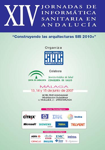 Programa de Jornadas en Andalucía 2007